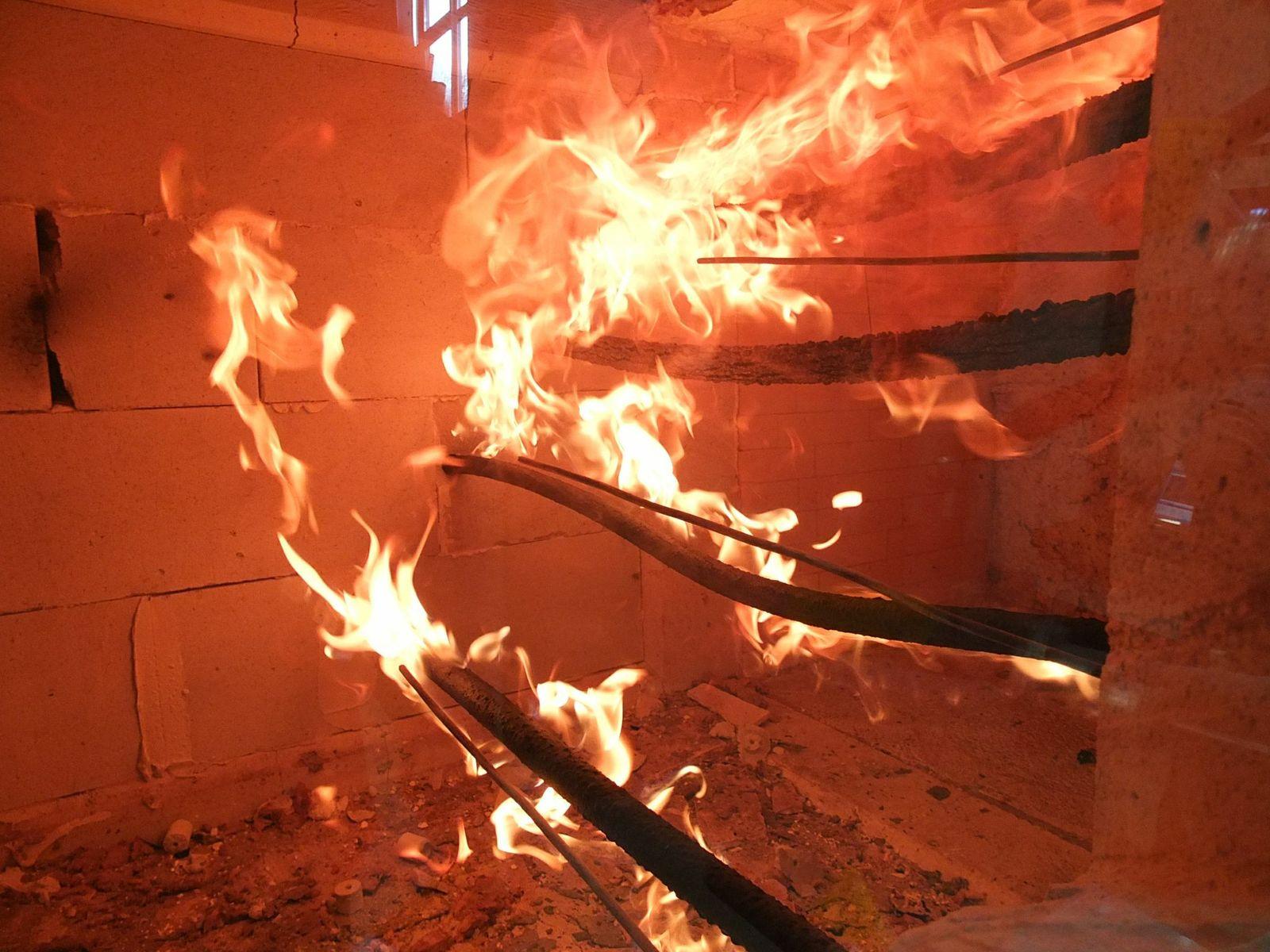 Brandsimulationen